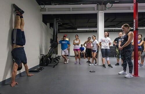 CrossFit 6 Week Challenge