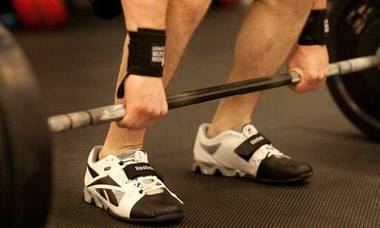 CrossFit Shoes vs Weightlifting Shoes