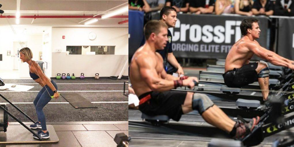 SkiErg vs Rower – Concept 2 Shootout - Crossfit Survival