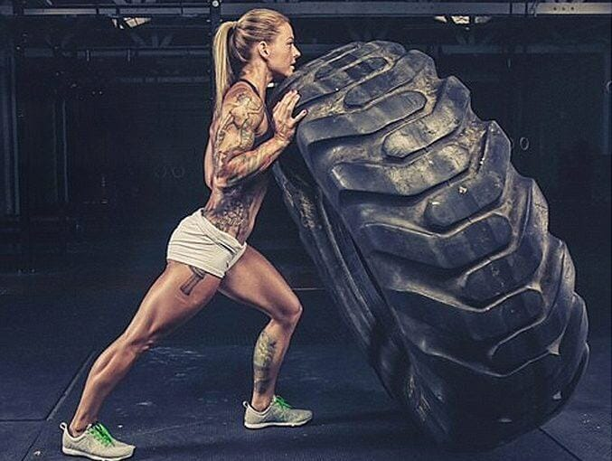 crossfit gear for women
