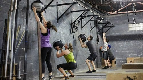 best crossfit workouts